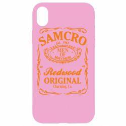 Чохол для iPhone XR Сини Анархії Samcro
