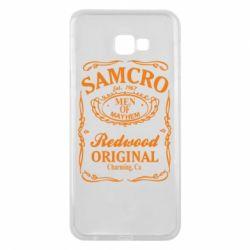 Чехол для Samsung J4 Plus 2018 Сыны Анархии Samcro