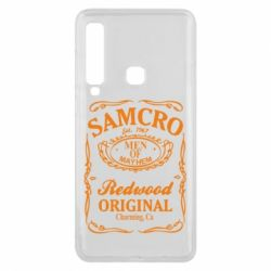Чохол для Samsung A9 2018 Сини Анархії Samcro