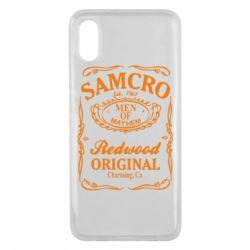 Чехол для Xiaomi Mi8 Pro Сыны Анархии Samcro