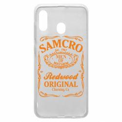 Чохол для Samsung A30 Сини Анархії Samcro