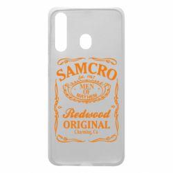 Чехол для Samsung A60 Сыны Анархии Samcro