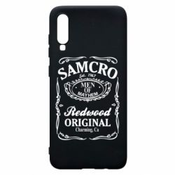 Чехол для Samsung A70 Сыны Анархии Samcro
