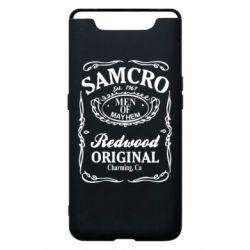 Чохол для Samsung A80 Сини Анархії Samcro