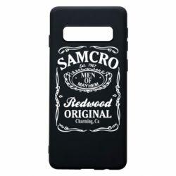 Чехол для Samsung S10 Сыны Анархии Samcro