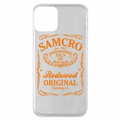 Чохол для iPhone 11 Сини Анархії Samcro