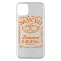 Чехол для iPhone 11 Pro Сыны Анархии Samcro