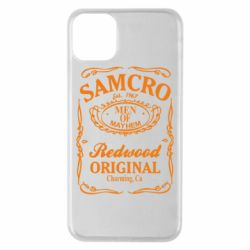 Чохол для iPhone 11 Pro Max Сини Анархії Samcro