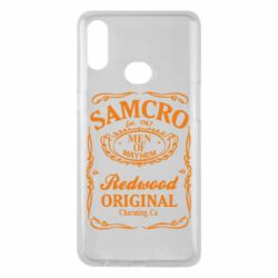 Чохол для Samsung A10s Сини Анархії Samcro
