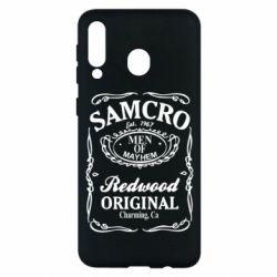 Чохол для Samsung M30 Сини Анархії Samcro