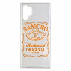 Чехол для Samsung Note 10 Plus Сыны Анархии Samcro