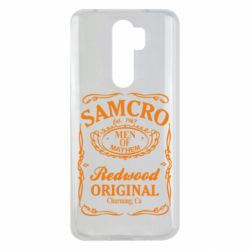 Чехол для Xiaomi Redmi Note 8 Pro Сыны Анархии Samcro