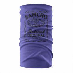 Бандана-труба Сини Анархії Samcro