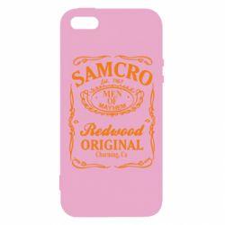 Чохол для iPhone 5 Сини Анархії Samcro