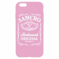 Чохол для iPhone 6 Сини Анархії Samcro