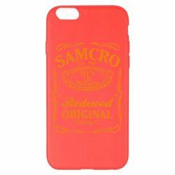 Чехол для iPhone 6 Plus/6S Plus Сыны Анархии Samcro