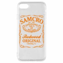 Чохол для iPhone 7 Сини Анархії Samcro