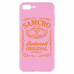 Чехол для iPhone 7 Plus Сыны Анархии Samcro