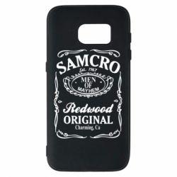 Чехол для Samsung S7 Сыны Анархии Samcro