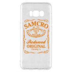 Чехол для Samsung S8 Сыны Анархии Samcro
