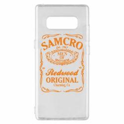 Чехол для Samsung Note 8 Сыны Анархии Samcro