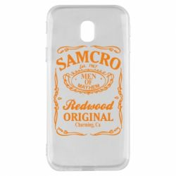 Чехол для Samsung J3 2017 Сыны Анархии Samcro