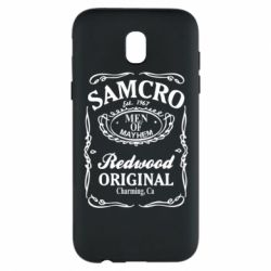 Чохол для Samsung J5 2017 Сини Анархії Samcro