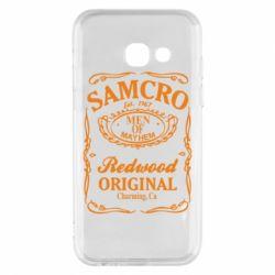 Чохол для Samsung A3 2017 Сини Анархії Samcro