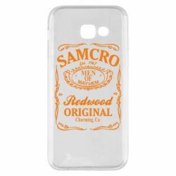 Чохол для Samsung A5 2017 Сини Анархії Samcro