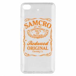 Чехол для Xiaomi Mi 5s Сыны Анархии Samcro