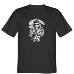 Мужская футболка Сыны Анархии - FatLine
