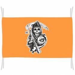 Флаг Сыны Анархии