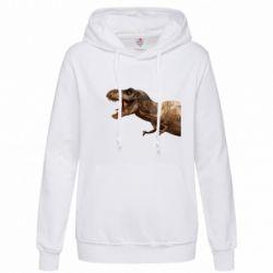 Толстовка жіноча T-rex in profile