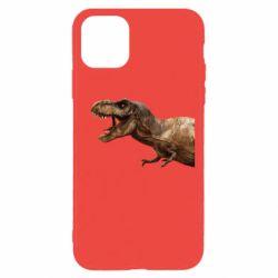 Чохол для iPhone 11 Pro T-rex in profile