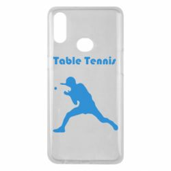 Чохол для Samsung A10s Table Tennis Logo