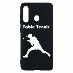 Чохол для Samsung M40 Table Tennis Logo