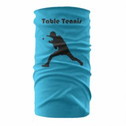 Бандана-труба Table Tennis Logo