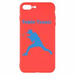 Чохол для iPhone 7 Plus Table Tennis Logo
