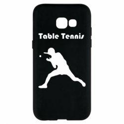 Чохол для Samsung A5 2017 Table Tennis Logo