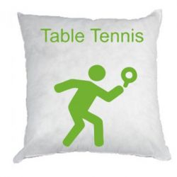 Подушка Table Tennis - FatLine