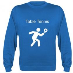 Реглан (свитшот) Table Tennis - FatLine