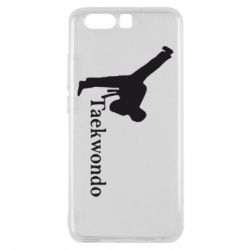 Чехол для Huawei P10 Taekwondo - FatLine