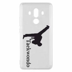 Чехол для Huawei Mate 10 Pro Taekwondo - FatLine