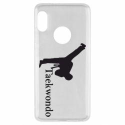 Чехол для Xiaomi Redmi Note 5 Taekwondo - FatLine