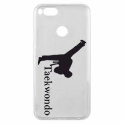 Чехол для Xiaomi Mi A1 Taekwondo