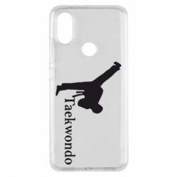 Чехол для Xiaomi Mi A2 Taekwondo