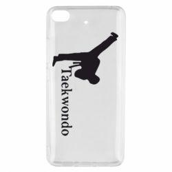 Чехол для Xiaomi Mi 5s Taekwondo