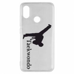 Чехол для Xiaomi Mi8 Taekwondo