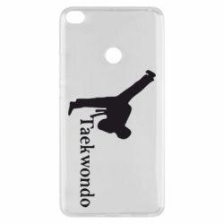 Чехол для Xiaomi Mi Max 2 Taekwondo