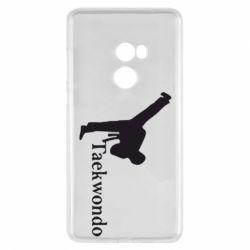 Чехол для Xiaomi Mi Mix 2 Taekwondo